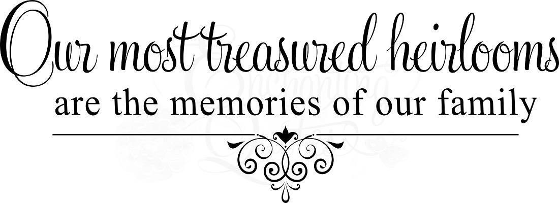 Inspirational Quotes About Family Memories. QuotesGram
