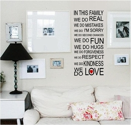 Home & Family Sayings