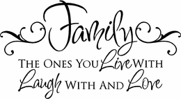 Family - The Ones We Love