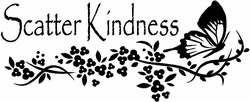 Scatter Kindness Vinyl Wall Decals