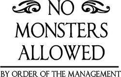 No Monsters Allowed