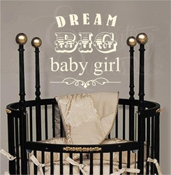 Dream Big Baby Girl