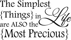 Simplest Things