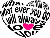 Love Quotes - Always Love You