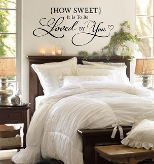 Bedroom Quotes / Love