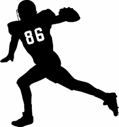 Personalized  Football Player