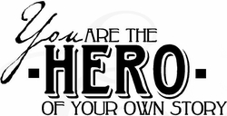 You are the Hero