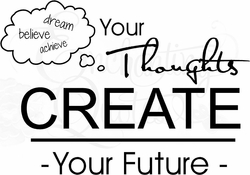 Your Thoughts Create Your Future
