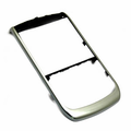 Blackberry Curve 8900 Front Frame Housing Replacement - Silver