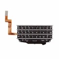 BlackBerry Q10 Keyboard Flex Cable Replacement - Black