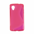 Google Nexus 5 Soft Case - Pink