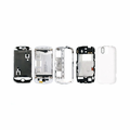 HTC MyTouch 3G Slide Full Housing - White