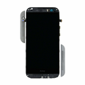 HTC One (M8) LCD & Touch Screen Assembly with Frame - Gunmetal Gray