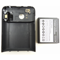 HTC Thunderbolt Extended Battery - 2400 mAh