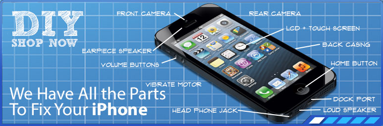 iPhone Replacement Parts