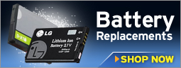 Battery Replacements