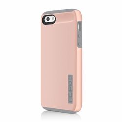 Incipio DualPro iPhone 5s/SE Hard Shell Case - Rose Gold