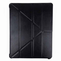 iPad 2/3/4 Folding Smart Case - Black