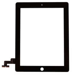 iPad 2 Touch Screen Digitizer Replacement - Black