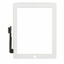 iPad 4 Touch Screen Digitizer Replacement - White