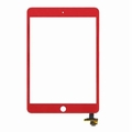 iPad Mini Red Color Conversion Kit w/ IC Chip