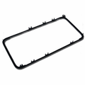 iPhone 4 Plastic Mid Section Frame Replacement (GSM) - Black