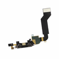 iPhone 4S Charge Dock Port Flex Cable Replacement - Black