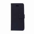 iPhone 5C Case with Wallet - Black