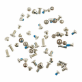iPhone 6 Plus Complete Screw Set - White/Silver