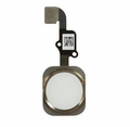 iPhone 6 Plus Home Button Flex Cable Assembly - White/Gold