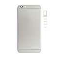 iPhone 6s Plus Back Cover Replacement - Silver (Blank)