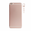 iPhone 6s Plus Rear Cover Replacement - Rose Gold (Blank)