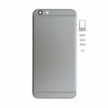 iPhone 6s Plus Rear Cover Replacement - Space Gray (Blank)