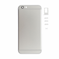 iPhone 6s Rear Housing Replacement - Silver (Blank)