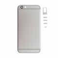 iPhone 6s Rear Housing Replacement - Space Gray (Blank)