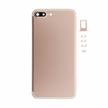 iPhone 7 Plus Rear Cover Replacement - Rose Gold (Blank)