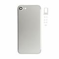 iPhone 7 Rear Cover Replacement - Silver (Blank)