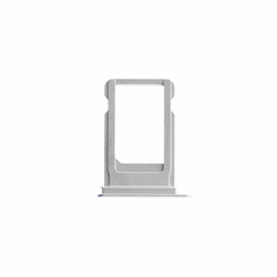 iPhone 7 SIM Card Tray Replacement - White/Silver