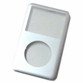 iPod Classic 6th Gen Front Cover Replacement - Silver