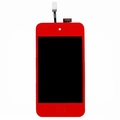 iPod Touch 4th Gen Red Color Conversion Kit