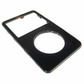 iPod Video 30GB / 60GB Front Cover Replacement - Black
