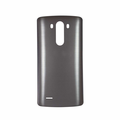 LG G3 Back Battery Cover Replacement with NFC - Metallic Black