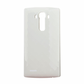 LG G4 Plastic Back Battery Cover with NFC - White