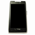 Motorola Droid Razr LCD + Glass Digitizer + White Frame Replacement
