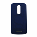 Motorola Droid Turbo 2 Back Battery Cover Replacement - Blue