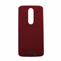 Motorola Droid Turbo 2 Back Battery Cover Replacement - Red