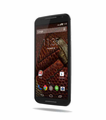 Motorola Moto X (2nd Gen) for Verizon - Black with Football Leather Back & Dark Gray Trim