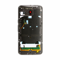 Motorola Moto X Pure Middle Frame Assembly Replacement - Black