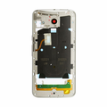 Motorola Moto X Pure Middle Frame Assembly Replacement - White