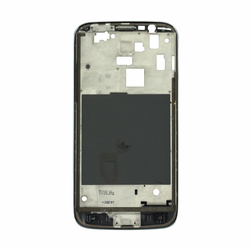 Samsung Galaxy Mega 5.8 Front Housing with Bezel and Mid Frame